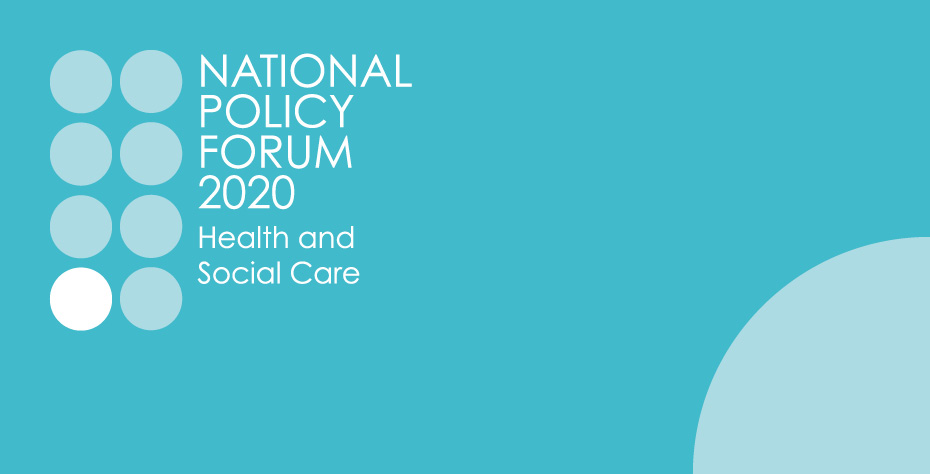 Logo for the Health and Social Care Policy Commission